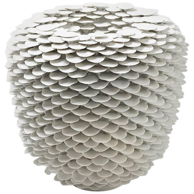 Elegant and Subtle Porcelain Sculpture by Mart Schrijvers , 2016