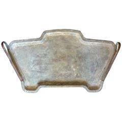 Vintage Egyptian Deco Tray