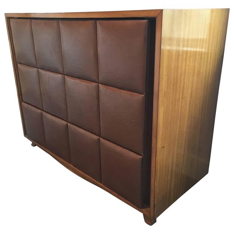 Chest of Drawers by Gilbert Rohde for Herman Miller