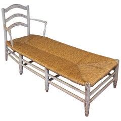 19th Century Provencale Bench