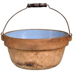Mid Century Modern Cerman Pottery Bowl