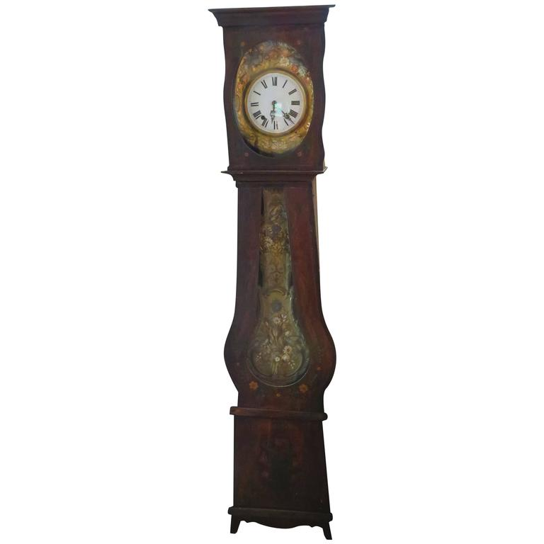 19th Century French Provincial Clock