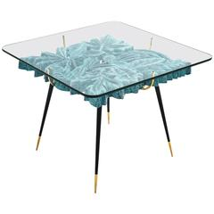 Exceptional Ceramic Occasional Table by San Polo, 1950s