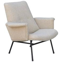 Rare Iconic Sk660 Lounge Chair by Pierre Guariche for Steiner