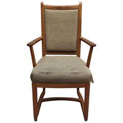 Fine Art Deco Comfortable Armchair