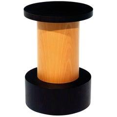 Ettore Sottsass Coffee Table  Oak Design Edizioni, Italy