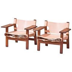 'Spanish Chair' Designed by Børge Mogensen
