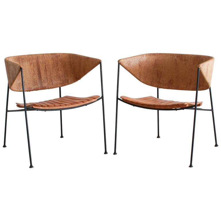 Arthur Umanoff Chairs 1