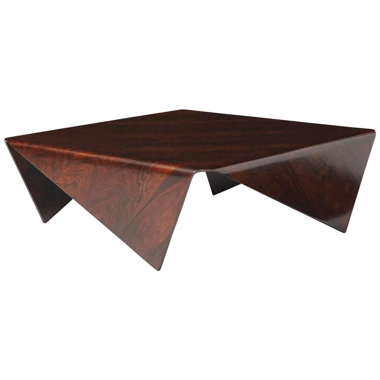 Andorinha Table by Jorge Zalszupin