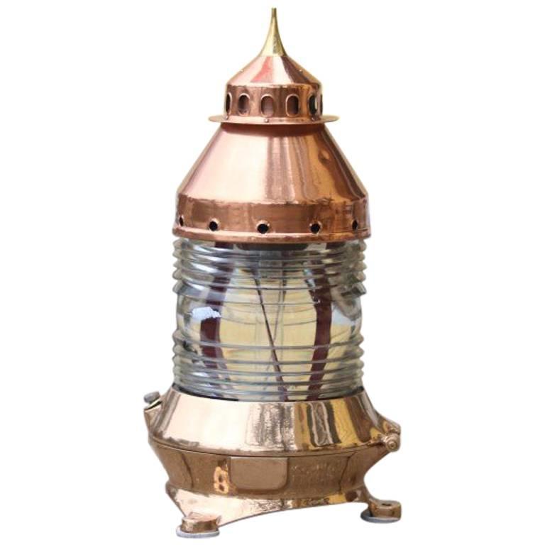 AGA Buoy Lantern