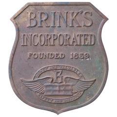 Brink's Badge