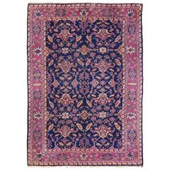 Antique Turkish Sparta Rug with Traditional Modern Style