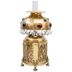 Aesthetic Movement Lamp