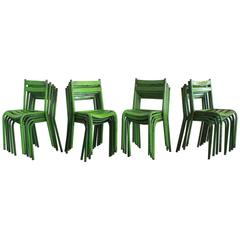 Set of 40 French Cafe Chairs