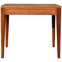 Finn Juhl Teak Diplomat Side Table for France & Son, Denmark