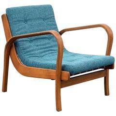 1940s Armchair Design by K. Kozelka, A. Kropacek