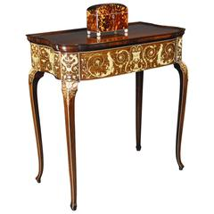 Collinson and Lock Side Table