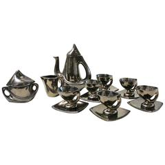 Coffee Set Vallauris, 1960