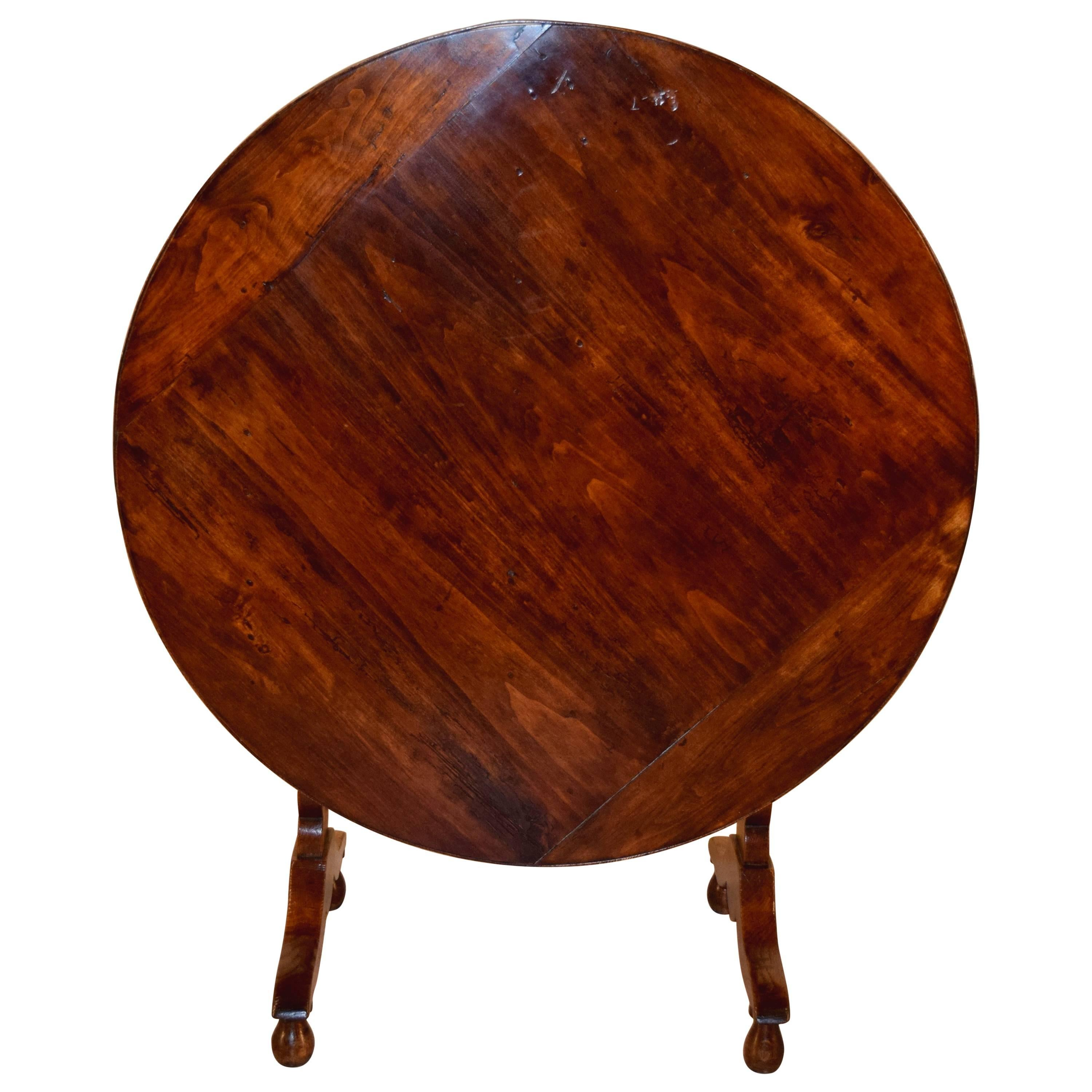 Early 19th Century French Wine Table
