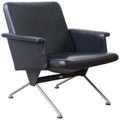 1961, Andre Cordemeyer for Gispen, Mid-Century Dutch Easy Chair No. 1432