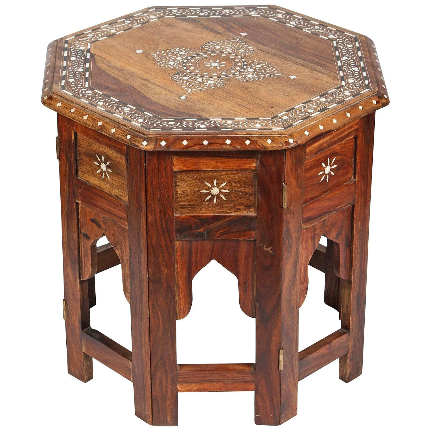 Anglo Indian Tables 120 For Sale at 1stdibs