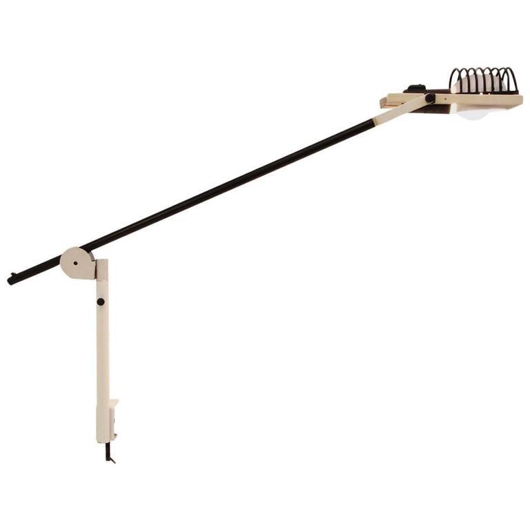 Sintesi Morsetto Table Lamp by Ernesto Gismondi for Artemide, 1970s