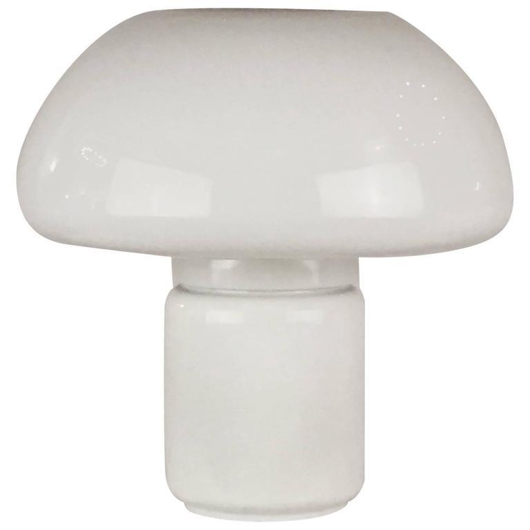 Elio Martinelli Mushroom Lamp, Martinelli Luc 1968, Italy 1