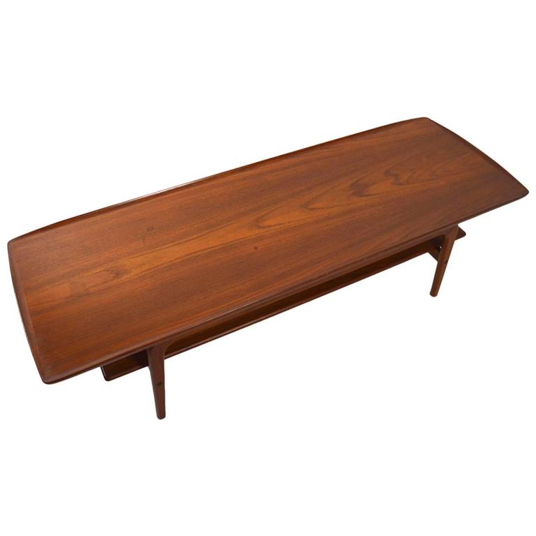 Toften Danish Modern Coffee Table For