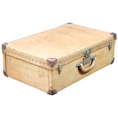 1930 Louis Vuitton Leather Suitcase