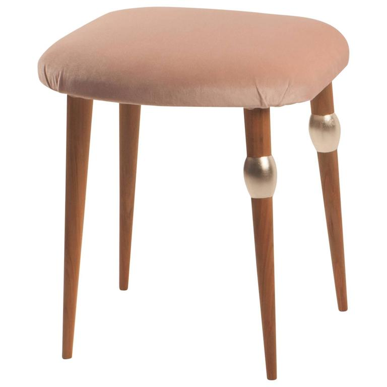 Intimité Intimacy Stool by Pauline Krier, France, 2016