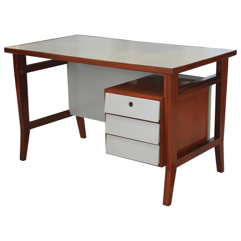 Gio Ponti Desk for Schirolli from 1950s