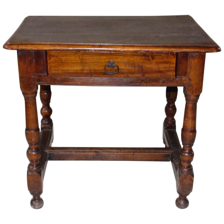 18th Century French Side Table 1
