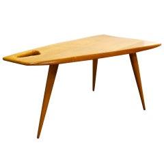 Rene Gabriel Trapezoid Table