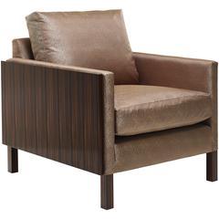 Ritz Macassar Gentleman's Chair