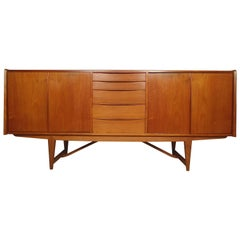 Gorgeous Mid-Century Modern Danish Teak Server