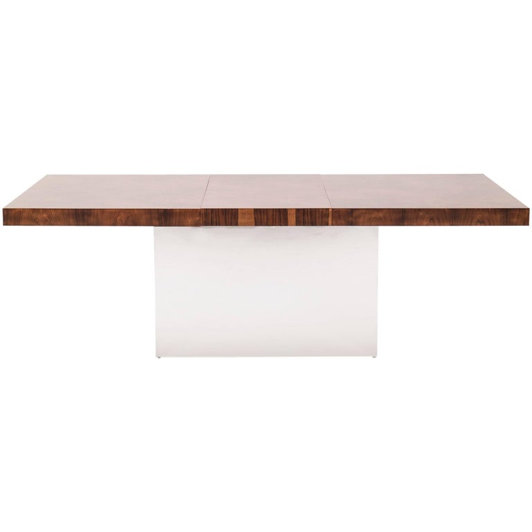 Milo Baughman Dining Table for Thayer Coggin For Sale