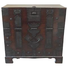 19th Century Korean Wedding Chest