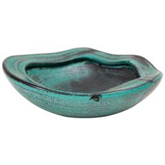 Organic Form Bowl by Nils Kähler for Kähler Keramik, 1950s
