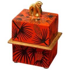 Gio Ponti Lidded Box