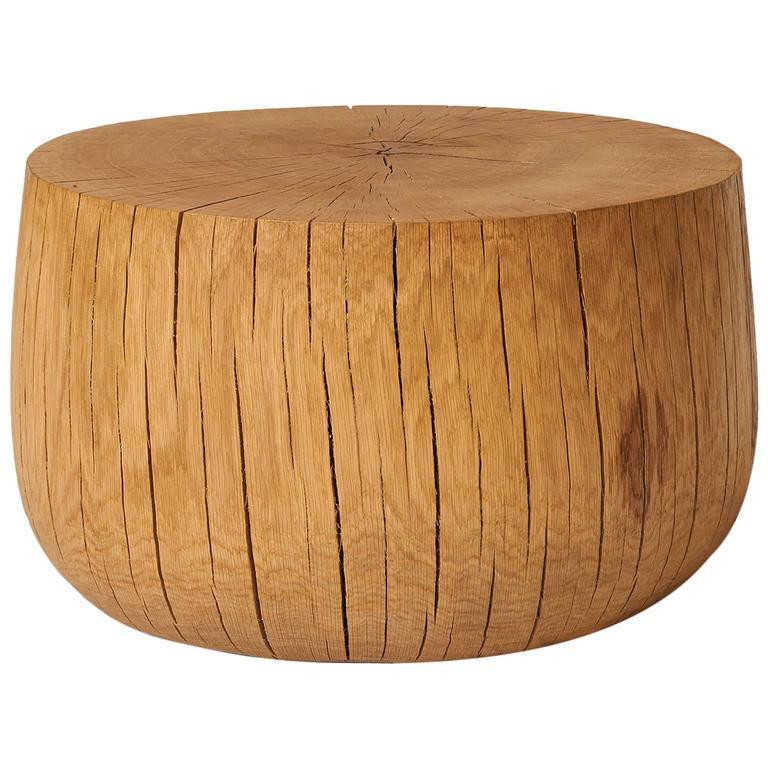 """Monolith"" Coffee Table by Kaspar Hamacher"