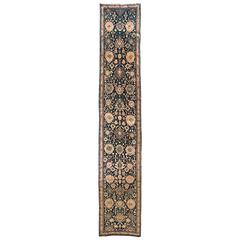 Antique Karabagh Runner, circa 1880s