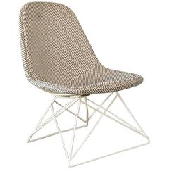 Eames LKR-1 with Alexander Girard Cover