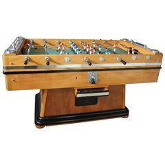 1960s foosball table - Foosball Table For Sale