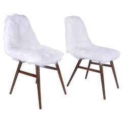 Pair of Erika Chairs from Judit Burian