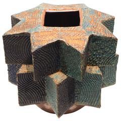 "Gerry Williams ""Techtonic Vase"""