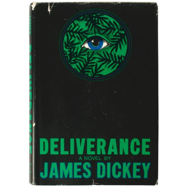 Deliverance by James Dickey, First Edition For Sale