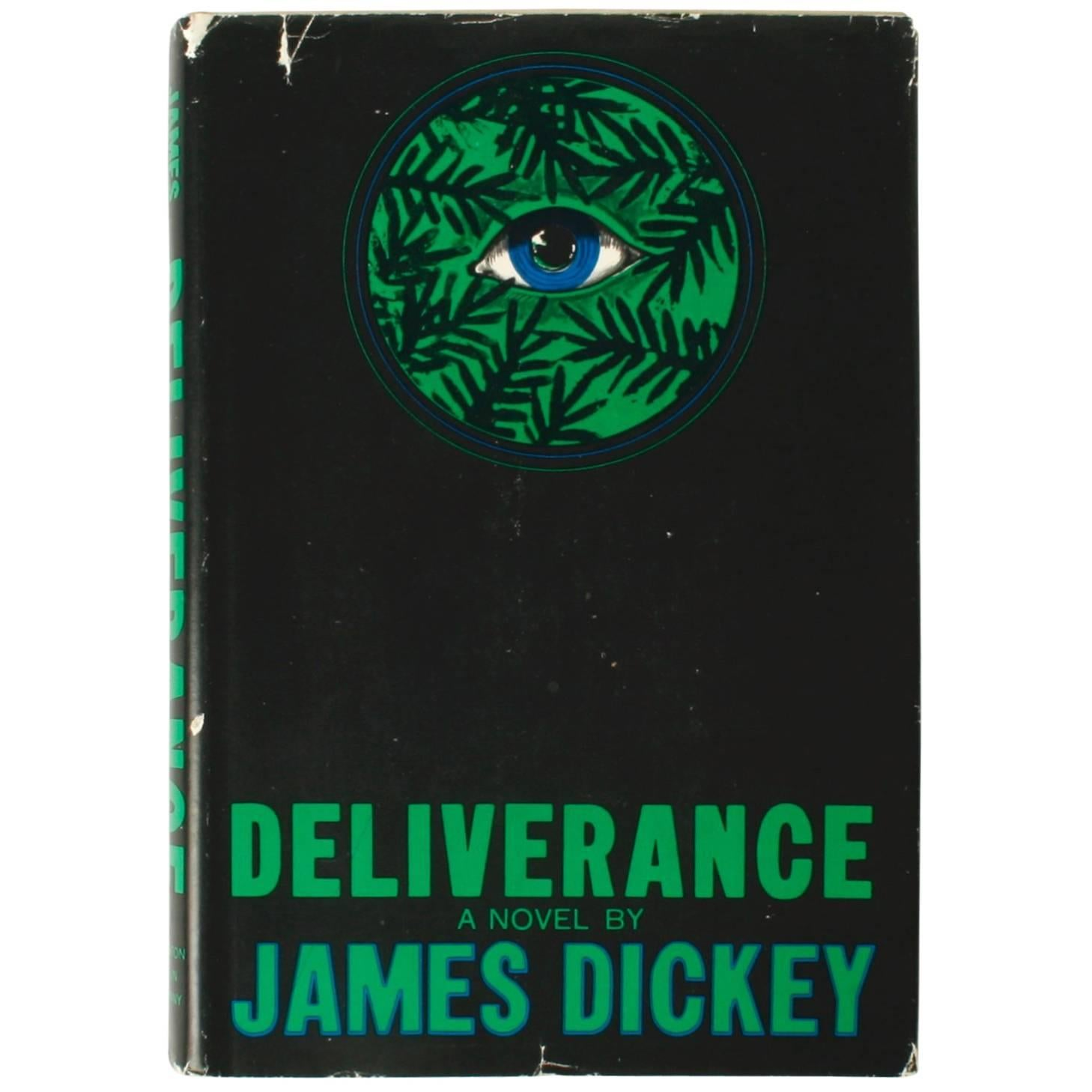 Deliverance by James Dickey, First Edition
