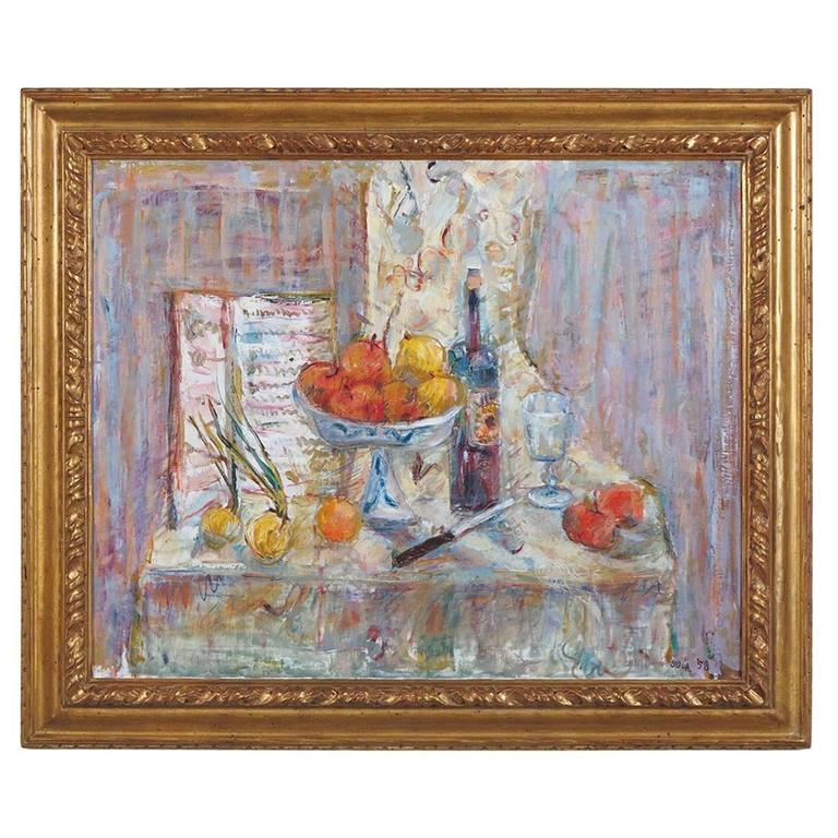 Still Life by Louis Sola For Sale