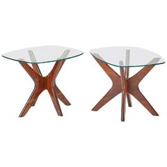 Adrian Pearsall for Craft Associates End Tables
