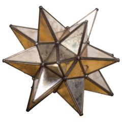 "Decorative Star Sculpture ""Estrella De San Miguel"""